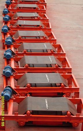 皮带自卸式永磁除铁器RCYC、RCYD系列