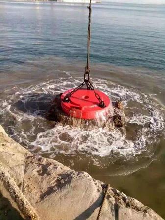 潜水型电磁铁