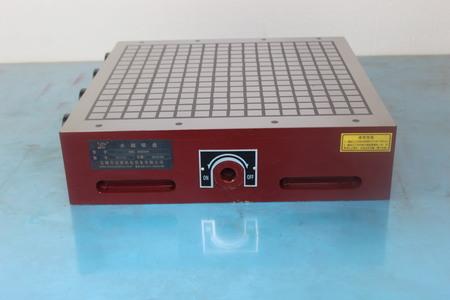 方格型超强力永磁吸盘 XM91系列