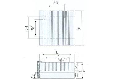钨钢专用永磁吸盘