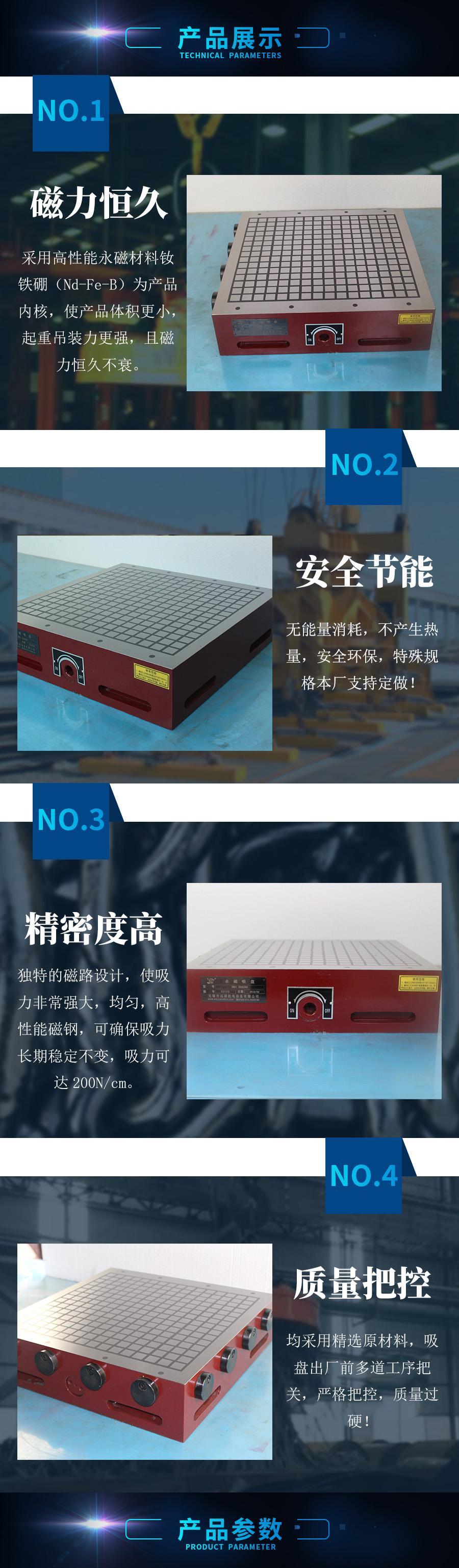 方格型超强力永磁吸盘 XM91系列.jpg